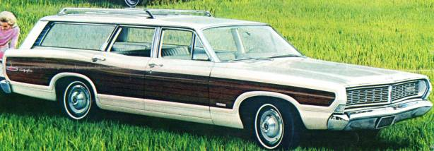1968 Ford Station wagon