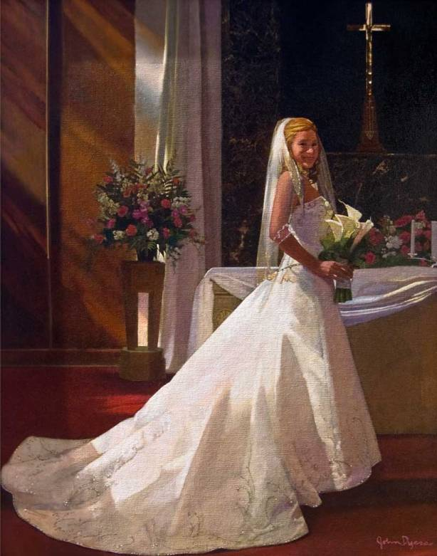 Audrey-in-her-wedding-dress